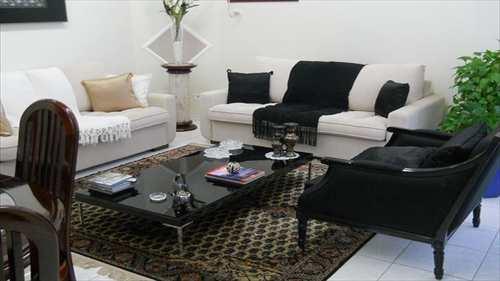 Apartamento, código 10308 em Santos, bairro Boqueirão