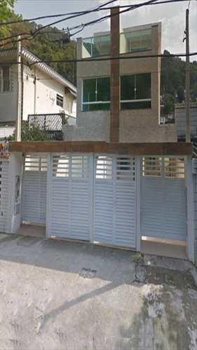 Casa, código 10299 em Santos, bairro Marapé
