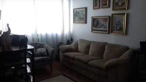 Apartamento, código 10278 em São Vicente, bairro Centro