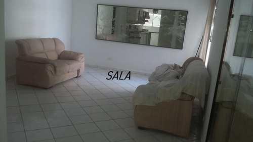 Apartamento, código 10259 em São Vicente, bairro Itararé