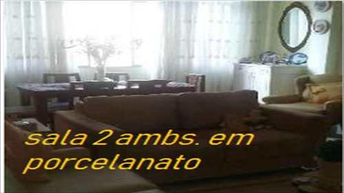 Apartamento, código 10253 em Santos, bairro Boqueirão