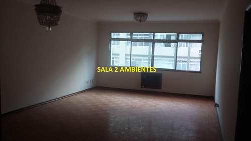 Apartamento, código 10200 em Santos, bairro Gonzaga