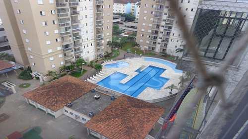 Apartamento, código 10187 em Santos, bairro Areia Branca