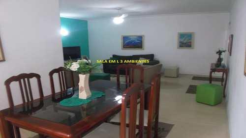 Apartamento, código 10133 em Santos, bairro Gonzaga