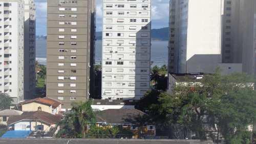 Apartamento, código 10122 em São Vicente, bairro Itararé