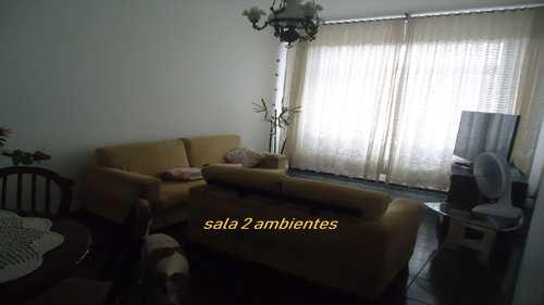 Apartamento, código 10271 em Santos, bairro Encruzilhada