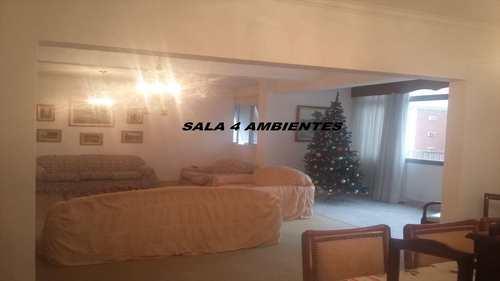Apartamento, código 10100 em Santos, bairro Gonzaga