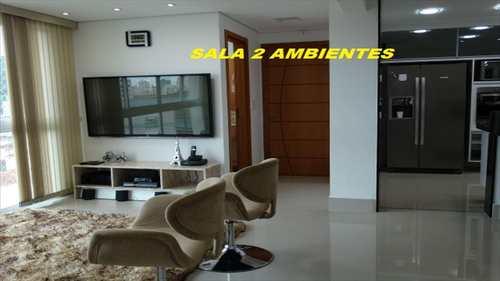 Apartamento, código 10089 em Santos, bairro Marapé