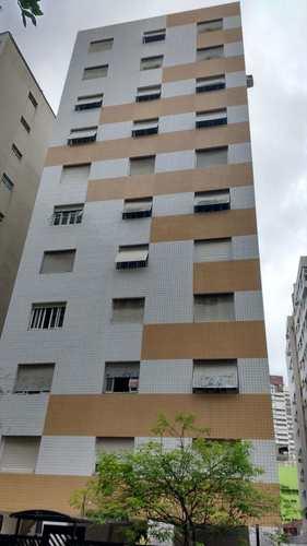 Apartamento, código 10088 em Santos, bairro Boqueirão