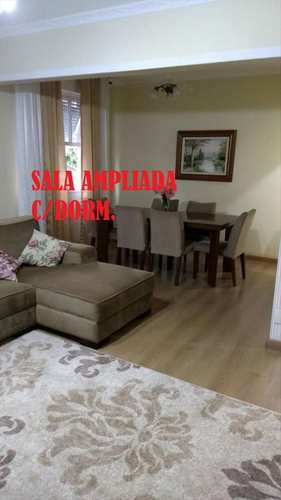 Apartamento, código 10030 em Santos, bairro Boqueirão