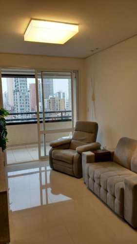 Apartamento, código 10013 em Santos, bairro Embaré