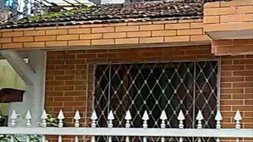 Casa, código 10003 em Santos, bairro Embaré