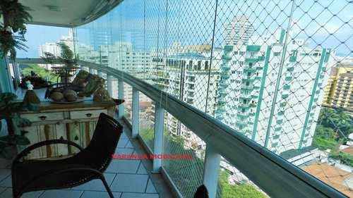 Apartamento, código 10004 em Santos, bairro Boqueirão