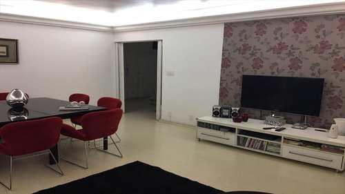 Apartamento, código 9997 em Santos, bairro Boqueirão