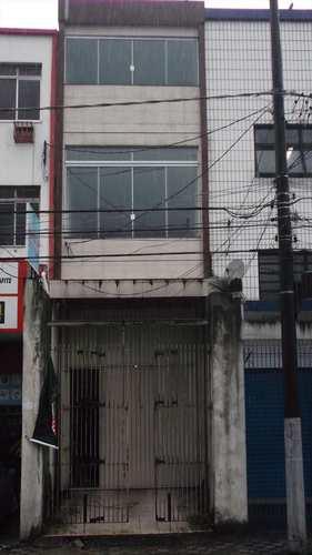 Prédio, código 9961 em Santos, bairro Paquetá
