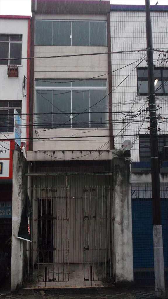 Prédio em Santos, no bairro Paquetá