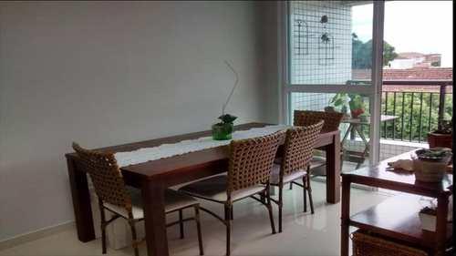 Apartamento, código 9931 em Santos, bairro Macuco