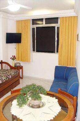 Apartamento, código 9882 em Santos, bairro Boqueirão