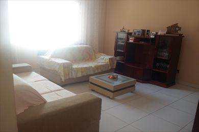 Apartamento, código 9860 em Santos, bairro Boqueirão