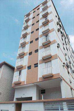 Apartamento, código 9862 em Santos, bairro Embaré