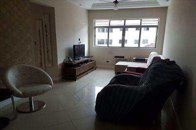 Apartamento, código 9852 em Santos, bairro Marapé