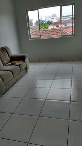 Apartamento, código 9828 em Santos, bairro Boqueirão