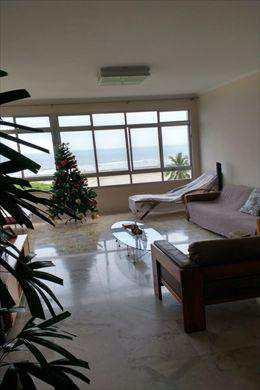 Apartamento, código 9806 em Santos, bairro Gonzaga