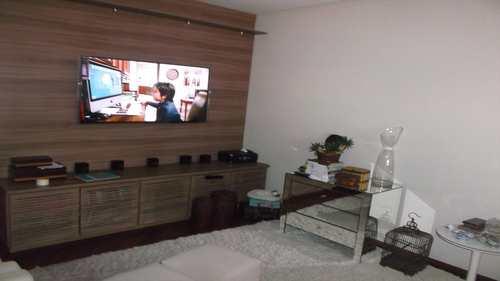 Apartamento, código 9802 em Santos, bairro Boqueirão