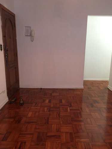 Apartamento, código 9804 em Santos, bairro Boqueirão