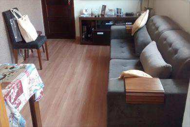 Apartamento, código 9787 em Santos, bairro Marapé