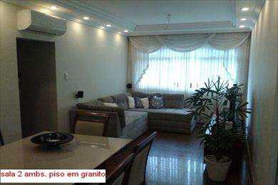 Apartamento, código 9755 em São Vicente, bairro Catiapoa