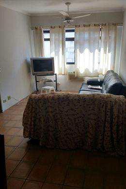Apartamento, código 9737 em Santos, bairro Vila Mathias