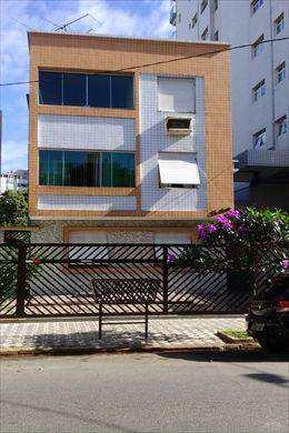 Apartamento, código 9746 em Santos, bairro Aparecida