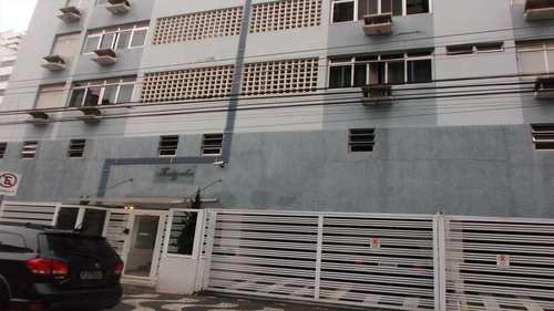 Apartamento, código 9779 em Santos, bairro Pompéia