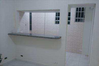 Apartamento, código 9681 em Santos, bairro Gonzaga