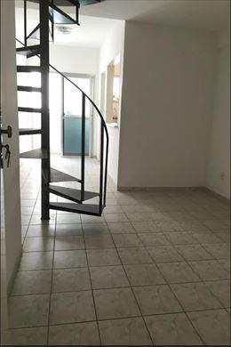 Apartamento, código 9668 em São Vicente, bairro Centro