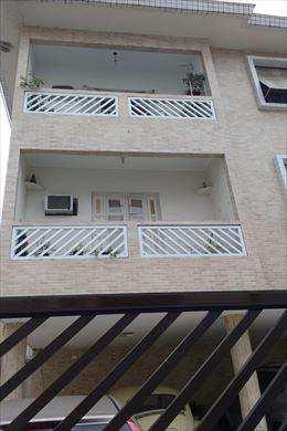 Apartamento, código 9661 em Santos, bairro Embaré