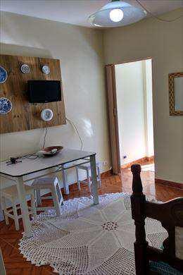 Apartamento, código 9651 em Santos, bairro José Menino