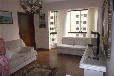 Apartamento, código 9611 em Santos, bairro Gonzaga