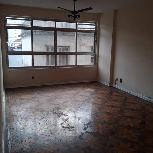 Apartamento, código 9599 em Santos, bairro Marapé