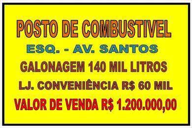 Loja, código 9587 em Santos, bairro Aparecida