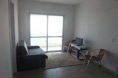 Apartamento, código 9579 em Santos, bairro Boqueirão