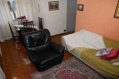 Apartamento, código 9541 em São Vicente, bairro Centro