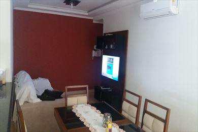 Apartamento, código 9540 em São Vicente, bairro Centro