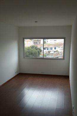 Apartamento, código 9519 em Santos, bairro Vila Mathias