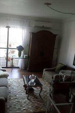 Apartamento, código 9520 em Santos, bairro Ponta da Praia