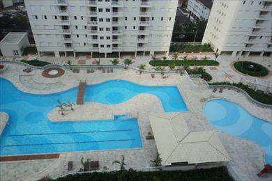 Apartamento, código 9452 em Santos, bairro Marapé