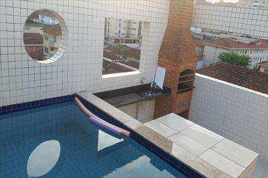 Apartamento, código 9384 em Santos, bairro Campo Grande