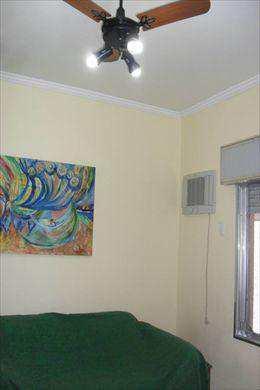 Sala Living, código 9357 em Santos, bairro Gonzaga