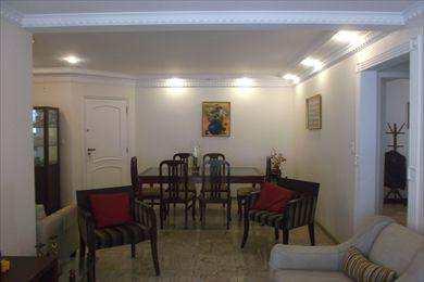 Apartamento, código 9343 em Santos, bairro Boqueirão